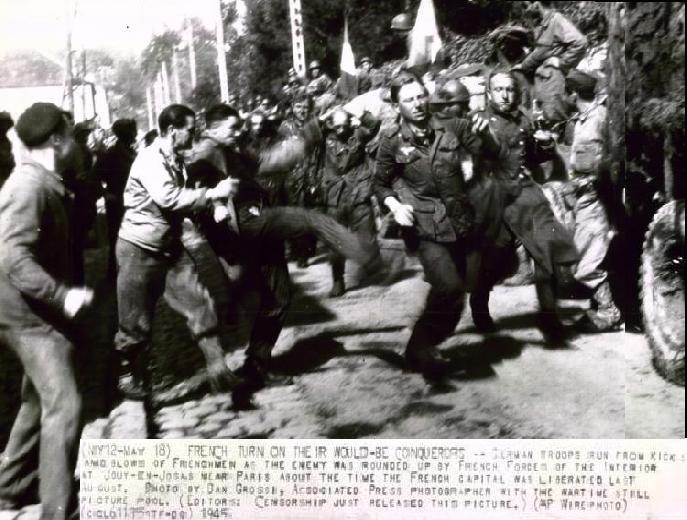 Allied Atrocities After World War Two: Bad Kreuznach